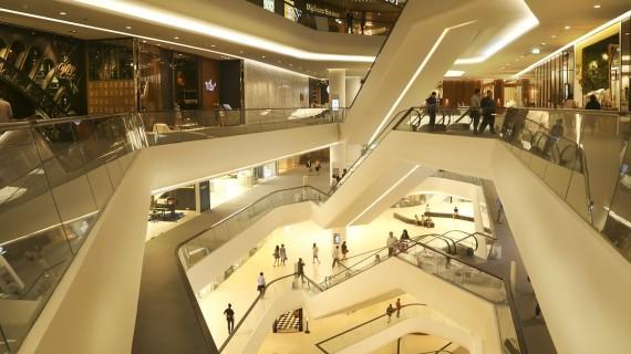 warenhuis van de toekomst